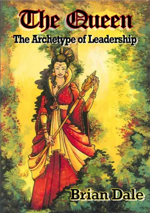 The Queen Archetype a Book by Brian Dale Mullumbimby Australia